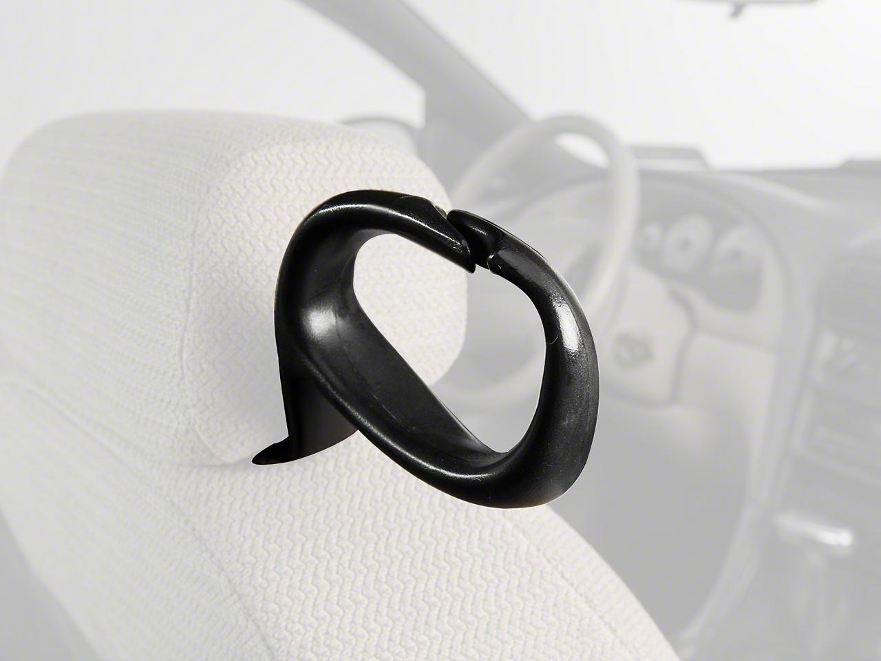Ford Passenger Seat Shoulder Mount Belt Loop (99-04 All)