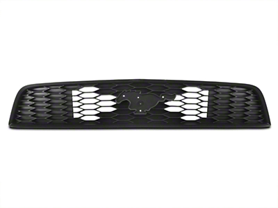 Ford Replacement Upper Honeycomb Grille w/o Pony Logo (10-12 V6)