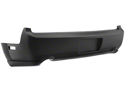 Ford Rear Bumper Cover - Unpainted (05-09 GT)