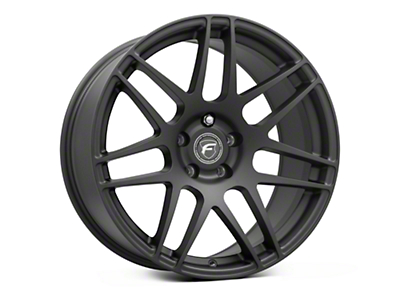 Forgestar F14 Monoblock Matte Black Wheel - 19x9.5 (05-14 All)