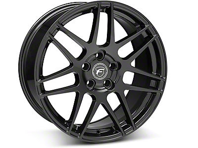 Forgestar F14 Monoblock Piano Black Wheel - 19x9.5 (05-14 All)