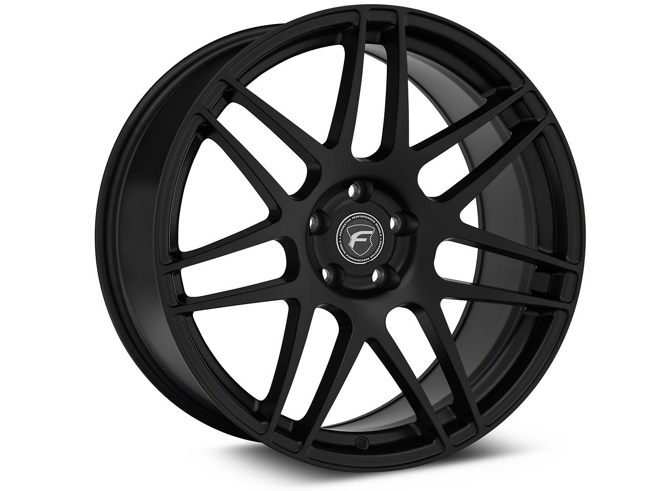 Forgestar F14 Monoblock Matte Black Wheel - 20x9.5 (05-14 All)