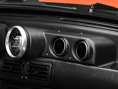 Auto Meter Dual Dash Tach Pod (87-93 All)