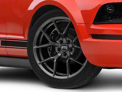 RTR Tech 5 Charcoal Wheel - 19x9.5 (05-14 All)