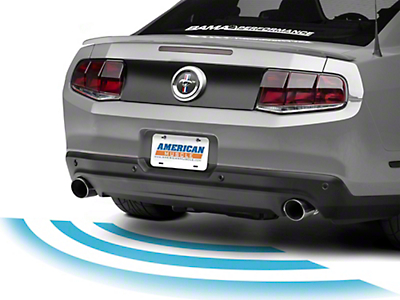 Raxiom Rear Parking Sensors - Unpainted (05-14 All)