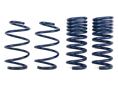 Ford Performance Street Lowering X-Springs (15-17 GT Fastback, EcoBoost Fastback)