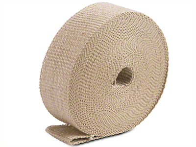 Heatshield Exhaust Wrap - 2 in. x 50 ft.