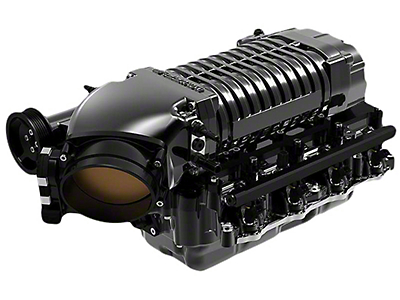 Whipple Stage 1 Supercharger - Black (15-17 GT)