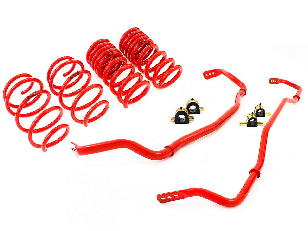 Eibach Sport-Plus Suspension Kit (15-17 GT)