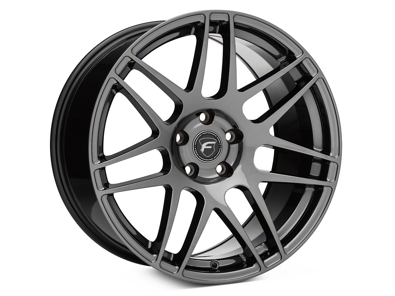 Forgestar F14 Monoblock Black Nickel Wheel - 19x10 (05-14 All)