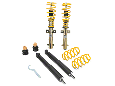 ST Suspension Coil Over Kit (05-14 GT, V6)