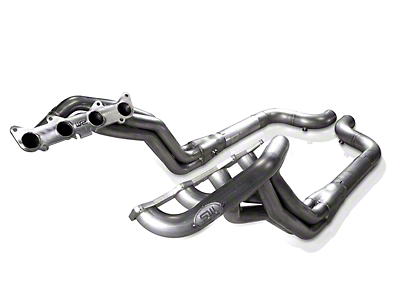 Stainless Works Long Tube Off-Road Headers - 1-7/8 in. (15-17 GT w/ SW Cat-Back)