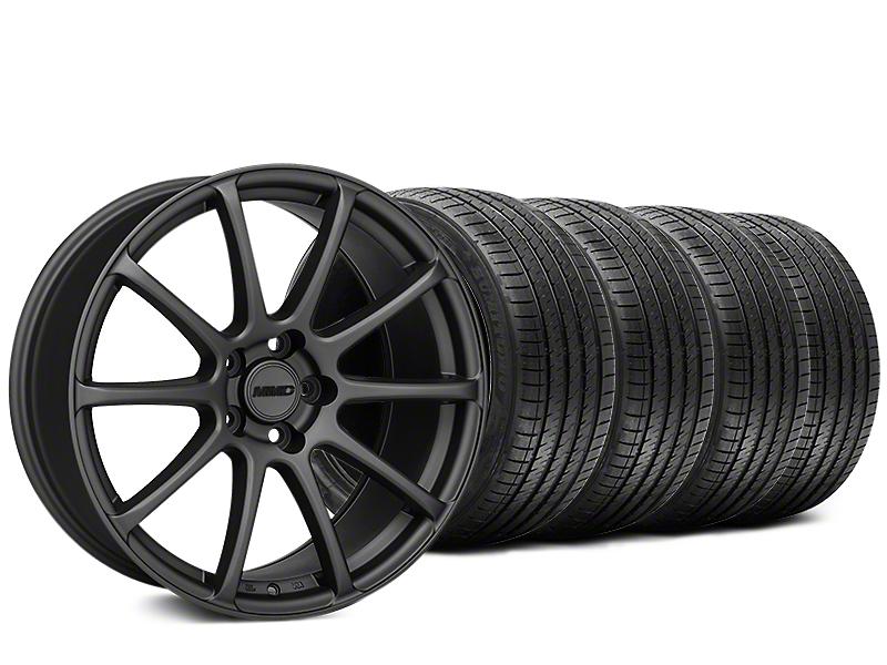 MMD Axim Charcoal Wheel & Sumitomo Tire Kit - 20x8.5 (15-17 All)