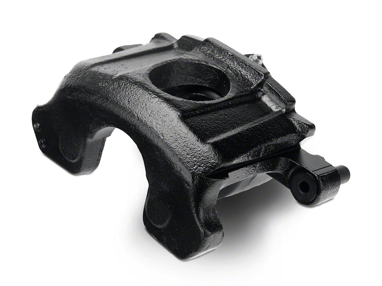 OPR Front Brake Caliper - Black - Driver Side (87-93 5.0L)