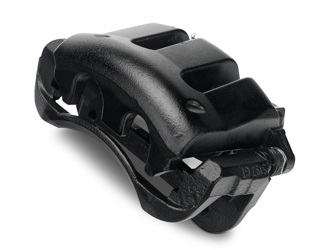 OPR Brake Caliper - Front Left, Black PowderCoat (05-10 GT All)