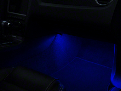 Axial 15 in. LED Strips (Pair) - Blue (79-17 All)