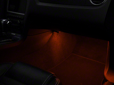 Axial 15 in. LED Strips - Amber (79-17 All)