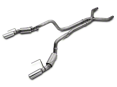 Borla Touring 3in Cat-Back Exhaust w/ X-Pipe (05-09 GT, GT500)