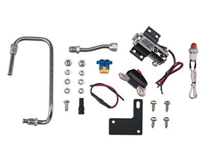SR Performance Line Lock - Burnout Control Kit (10-14 All)