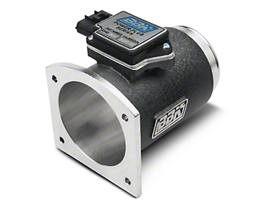 BBK 76mm Mass Air Meter for Cold Air Intake and 30lb Injectors (94-95 GT)