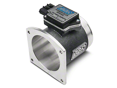 BBK 86mm Mass Air Meter for Cold Air Intake and 24lb Injectors (99-02 GT)