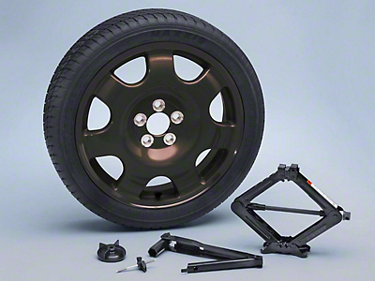 Ford Spare Tire Kit (15-17 GT, EcoBoost, V6)
