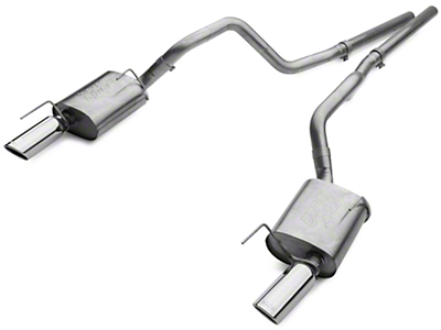 Borla ATAK Cat-Back Exhaust (07-09 GT500)