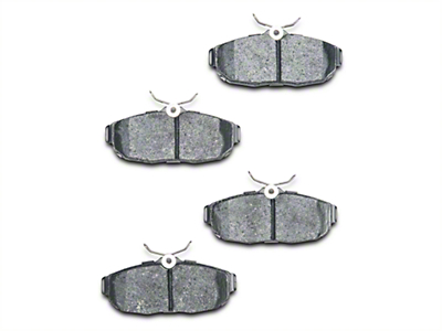 Hawk Performance HPS 5.0 Brake Pads - Rear Pair (05-14 All)