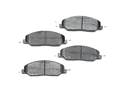 Hawk Performance Street/Race Brake Pads - Front Pair (05-14 GT, V6)