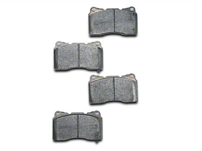 Hawk Performance Street/Race Brake Pads - Front Pair (07-12 GT500; 12-13 Boss; 11-14 GT Brembo)