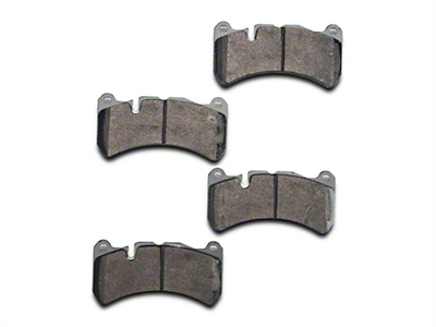 Hawk Performance Ceramic Brake Pads - Front Pair (13-14 GT500)