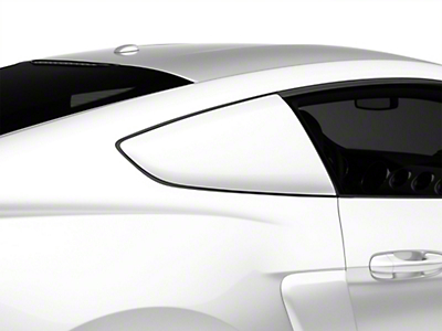 MMD by FOOSE Quarter Window Scoops - Unpainted (15-17 All)