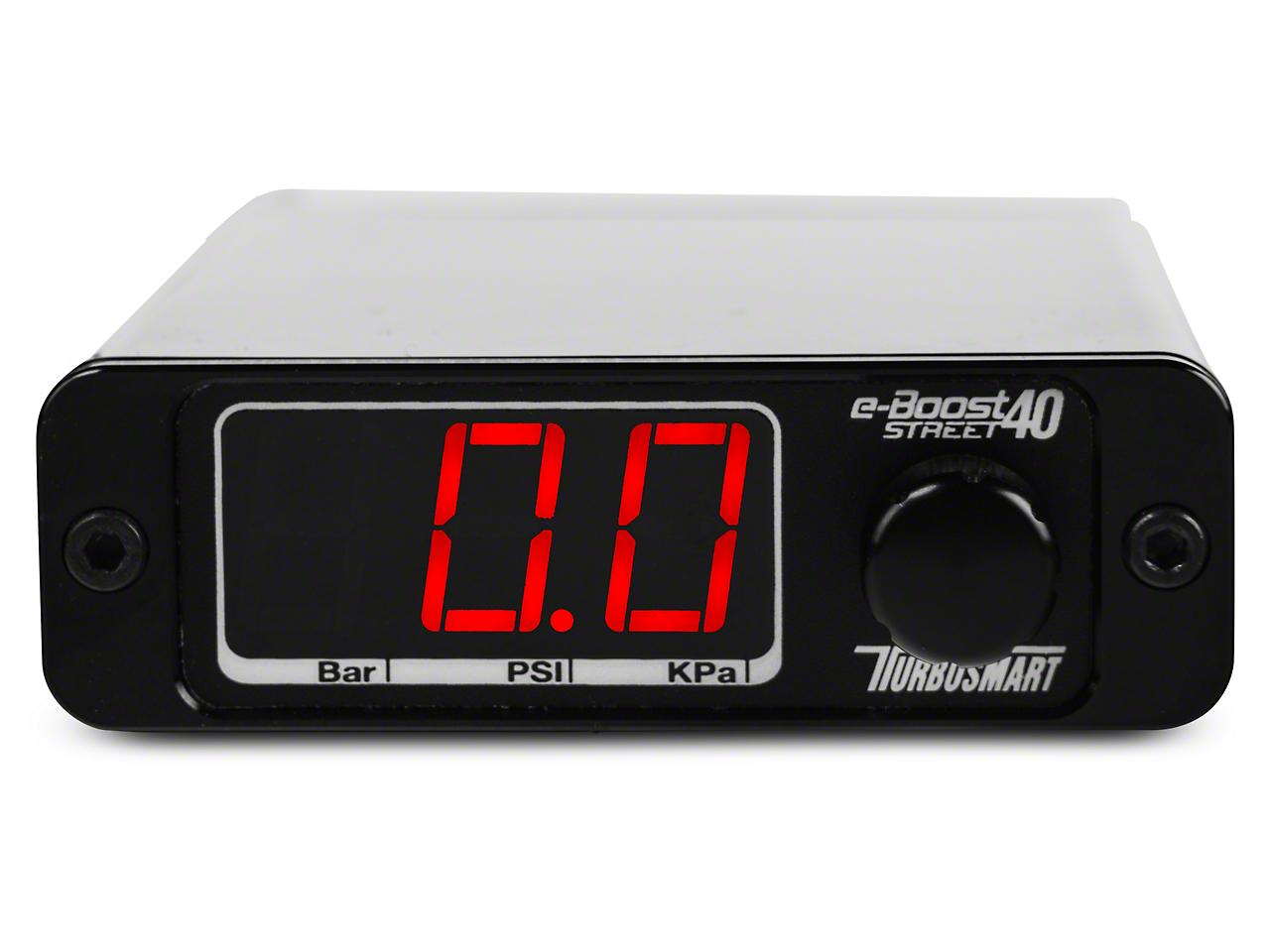 Turbosmart e-Boost Street Boost Controller, 40psi (79-17 All)