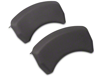 MGP Brembo Gray Caliper Covers - Rear Only (11-14 GT Brembo)