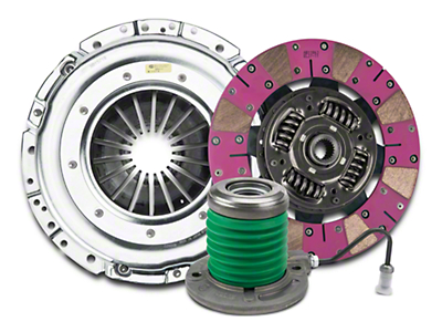 Exedy Mach 600 Stage 4 Clutch w/ Hydraulic Throwout Bearing (15-17 GT)