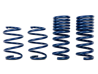 Ford Performance Track Lowering Y-Springs (15-17 GT Fastback, EcoBoost Fastback)