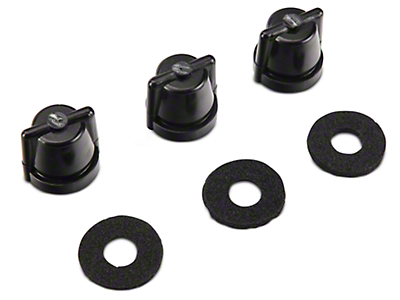 Wiper Pivot Linkage Bushing Repair Kit (79-04 All)