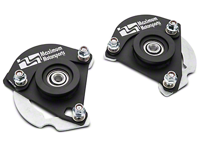 Maximum Motorsports Caster Camber Plates (15-17 All)