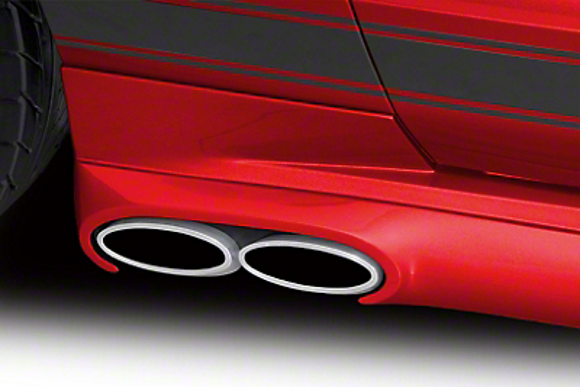 Cervini's Side Exhaust Kit (10-12 GT, BOSS)