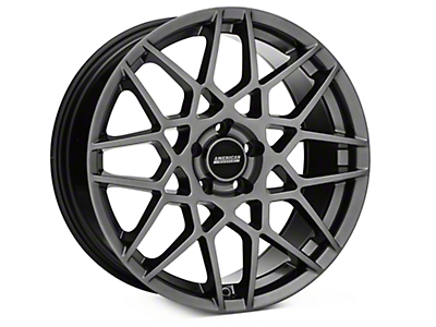 2013 GT500 Style Hyper Dark Wheel - 19x8.5 (05-14 All)