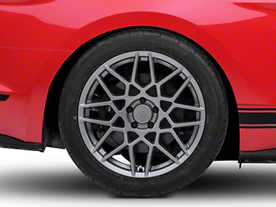 2013 GT500 Style Charcoal Wheel - 19x10 (15-17 All)