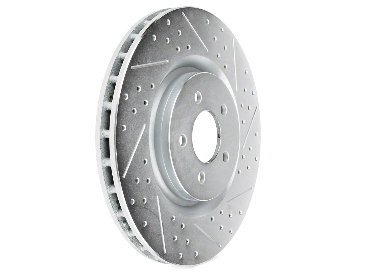 Baer Decela Sport Rotors - Front Pair (11-14 GT Brembo, 12-13 BOSS, 07-12 GT500)