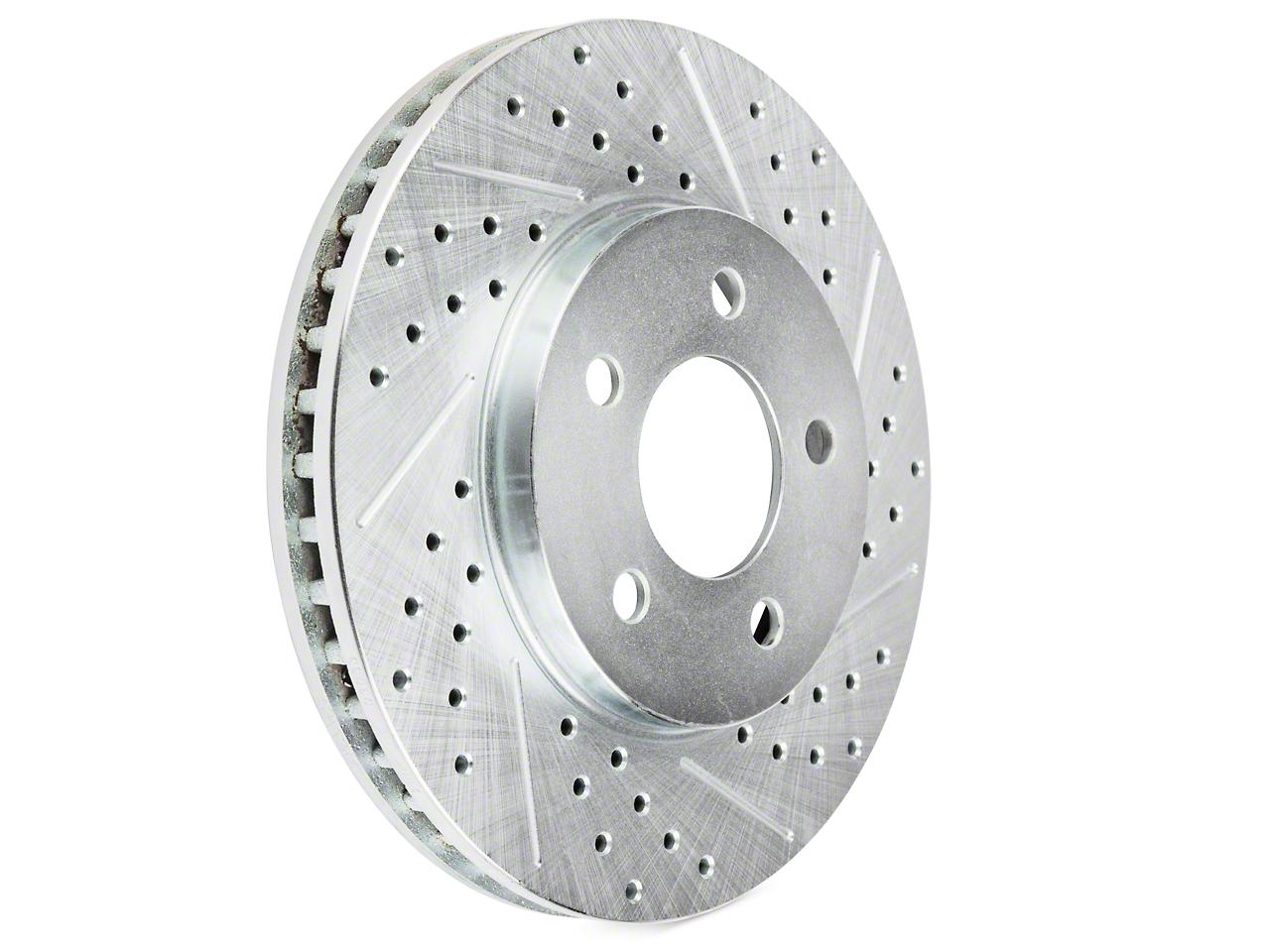 Baer Decela Sport Rotors - Front Pair (05-10 V6)