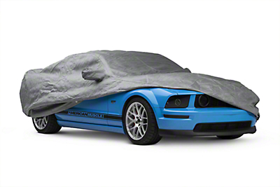 TruShield Standard Custom-Fit Car Cover - Convertible (05-09 GT, V6)