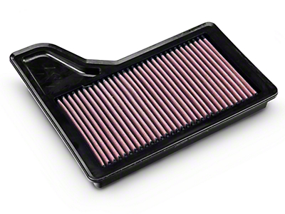K&N Drop-In Replacement Air Filter (15-17 All)