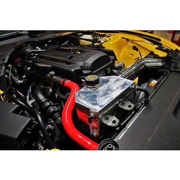 Mishimoto Aluminum Coolant Expansion Tank (15-17 GT, EcoBoost, V6)