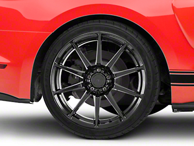 GT350 Style Black Wheel - 19x10 (15-17 All)