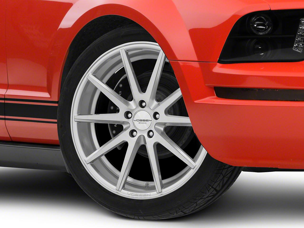 Vossen VFS/1 Silver Brushed Wheel - 20x9 (05-14 All)