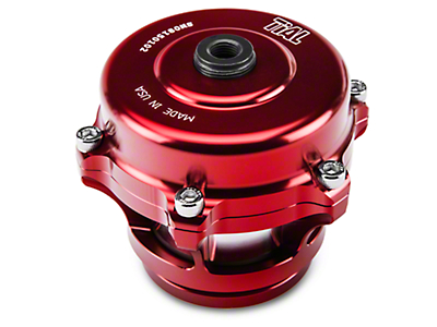 Tial Sport Q 8 PSI Blow Off Valve - Red (15-17 EcoBoost)