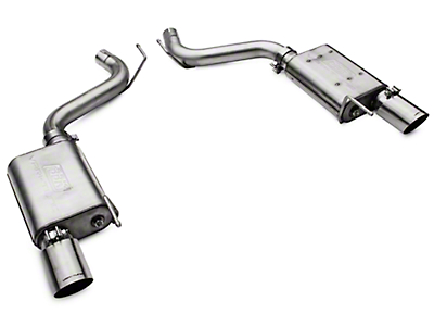 BBK Varitune Axle-Back Exhaust (15-17 GT)